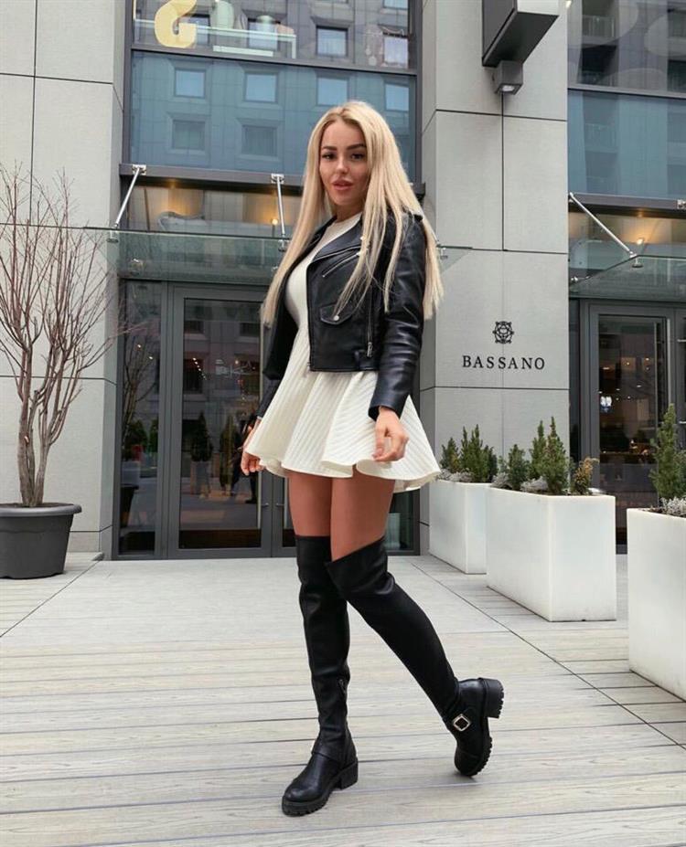Blonde Outcall Istanbul Escort Girl Daniel - Istanbul